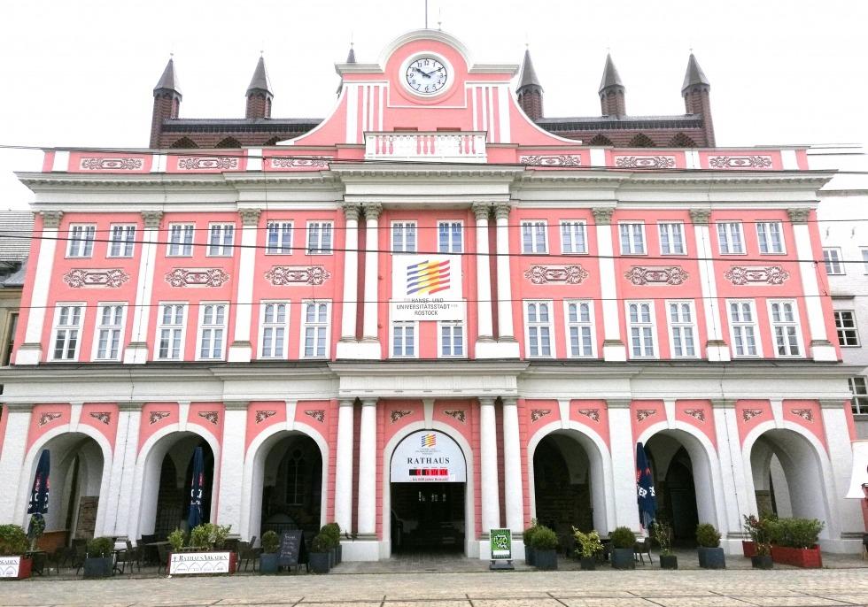 Rathaus von Rostock, über dts Nachrichtenagentur