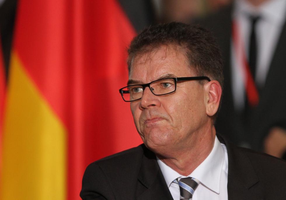 Gerd Müller, über dts Nachrichtenagentur