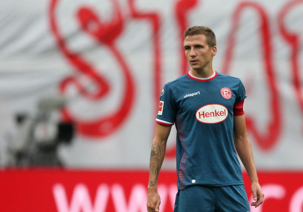 Marcel Sobottka (Fortuna Düsseldorf), über dts Nachrichtenagentur